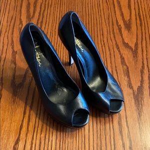 Black Coke Haan heels